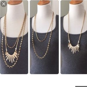 Stella & Dot Jewelry - Zuni necklace